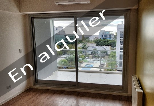 Apartment for rent in Vicente Lopez 2 bedroom